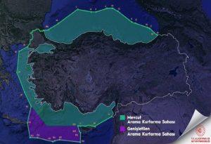 Πρόκληση από Τουρκία: Διεκδικεί με χάρτη το μισό Αιγαίο!