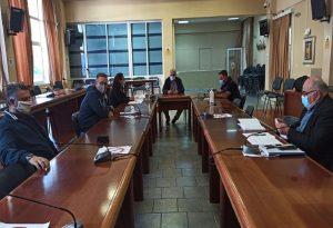 Δ. Ωραιοκάστρου: Εντείνονται τα μέτρα για την προστασία από τον Covid-19