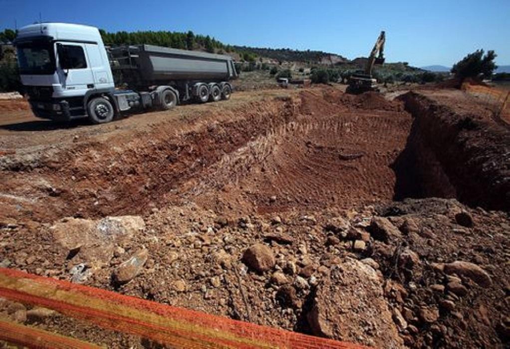 Αντιπλημμυρικά έργα €12.3 εκατ. στον δήμο Νέας Προποντίδας