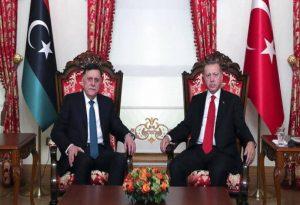 OHE: Πρωτοκολλήθηκε το παράνομο τουρκολιβυκό μνημόνιο