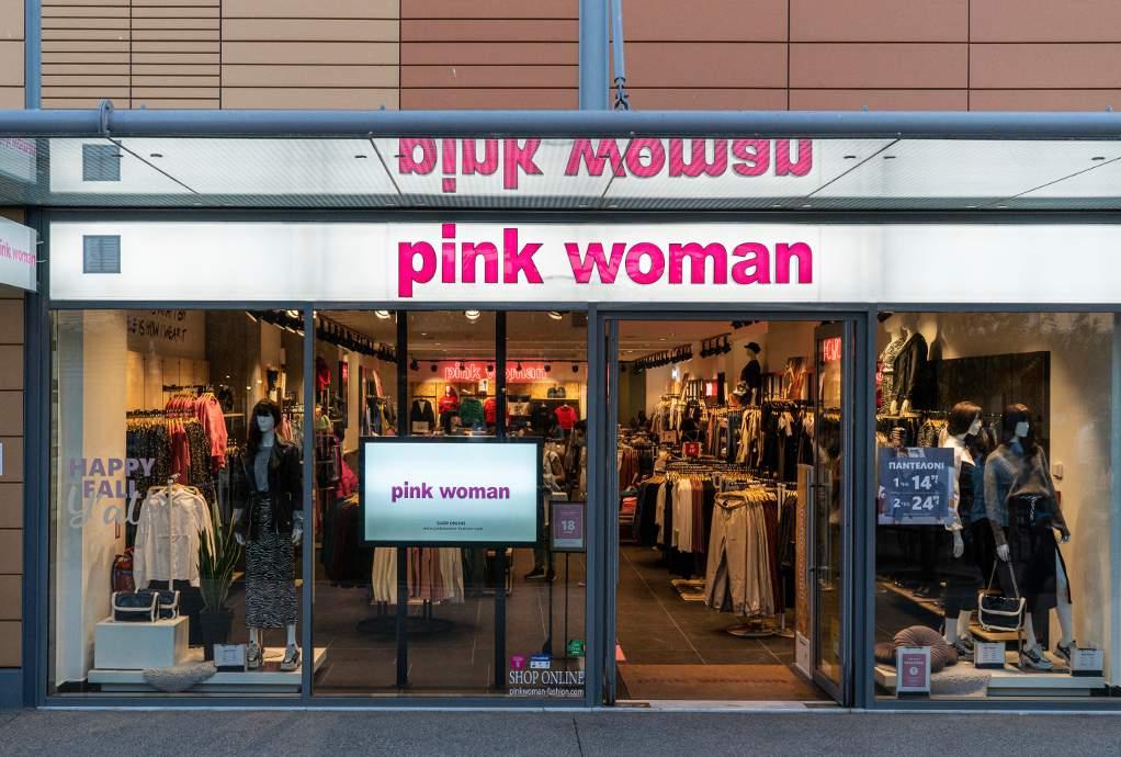 """Δημήτρης Ματεμτζής: Η """"Pink Woman"""" και ο στόχος των 50 εκ. ευρώ"""