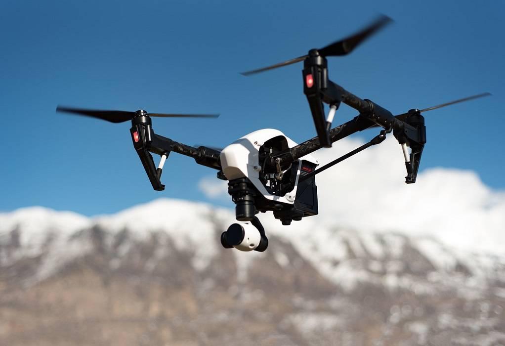 Θεσσαλονίκη: Επιστράτευση drones εναντίον φυλλοφάγου εντόμου