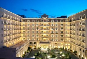Grand Hotel Palace: Βράβευση στα Greek Hospitality Awards 2020