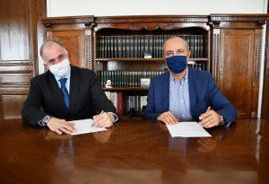 Καράογλου: Μνημόνιο συνεργασίας με την Ανεξάρτητη Αρχή Δημοσίων Συμβάσεων