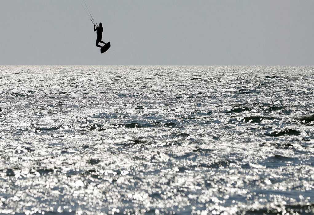 Νεκροί 2 kitesurfers στην Ρόδο – Τους παρέσυραν οι άνεμοι