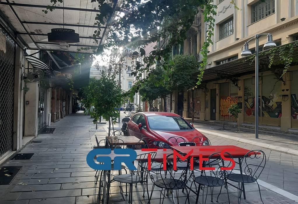 Σε lockdown από σήμερα η Θεσσαλονίκη