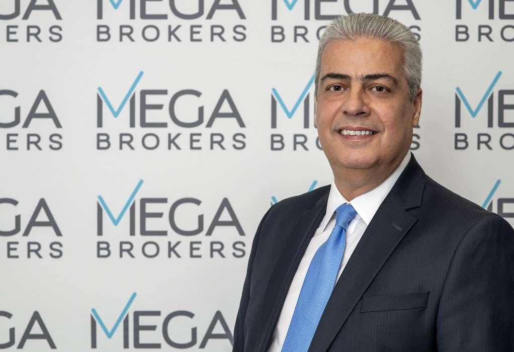 MEGA BROKERS: Ο Δ. Μπαχτιάρογλου νέος Εμπορικός Διευθυντής