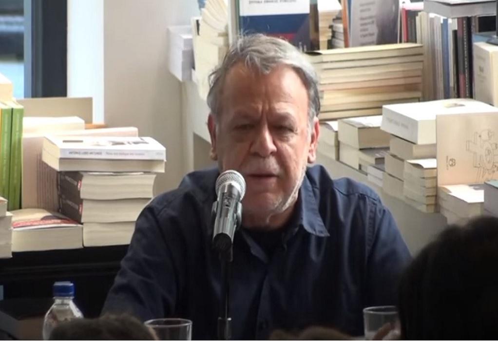 ΣΥΡΙΖΑ για Μπελογιάννη: Άνθρωπος ακούραστα μαχητικός