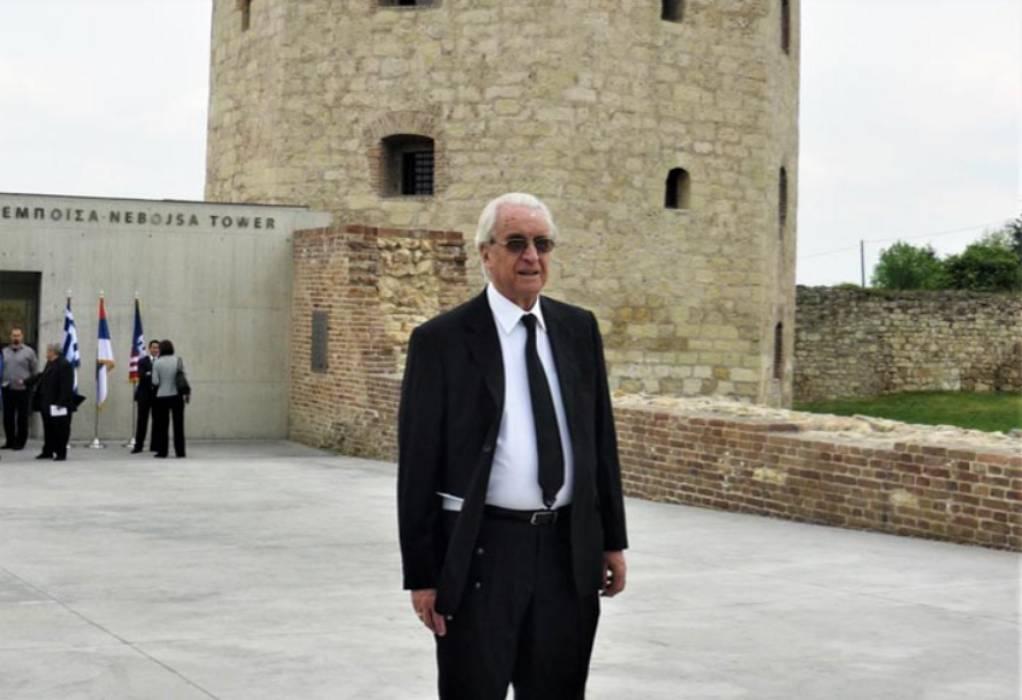 Έφυγε από τη ζωή ο αρχαιολόγος και καθηγητής Νίκος Ζίας