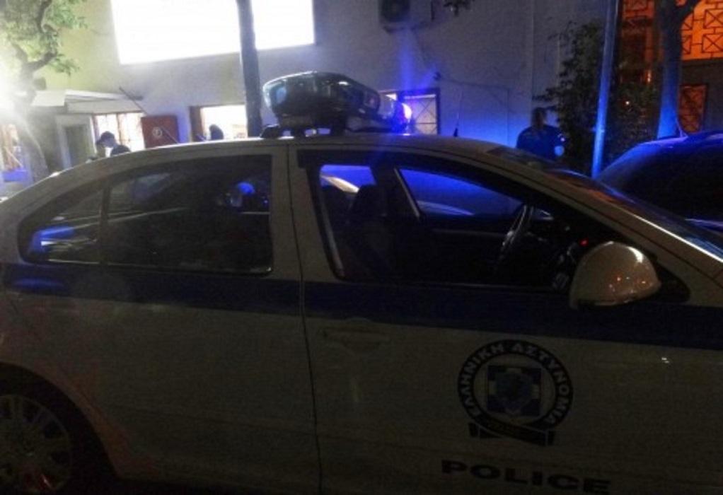 Ένοπλη ληστεία σε καφέ στις Σέρρες