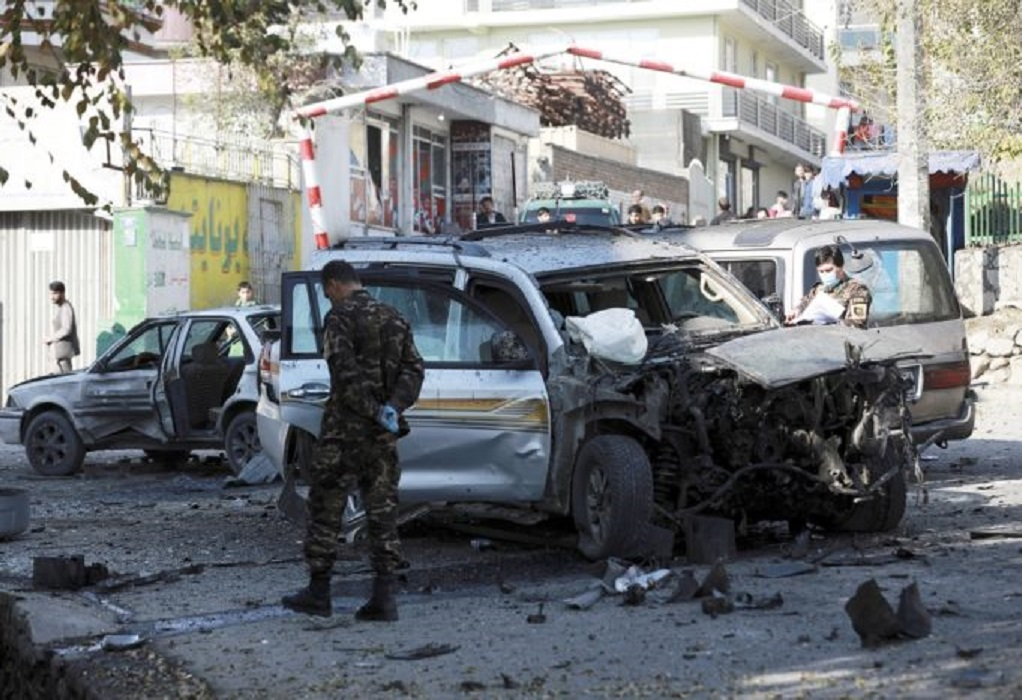 Αφγανιστάν: Τουλάχιστον 30 νεκροί από έκρηξη παγιδευμένου αυτοκινήτου