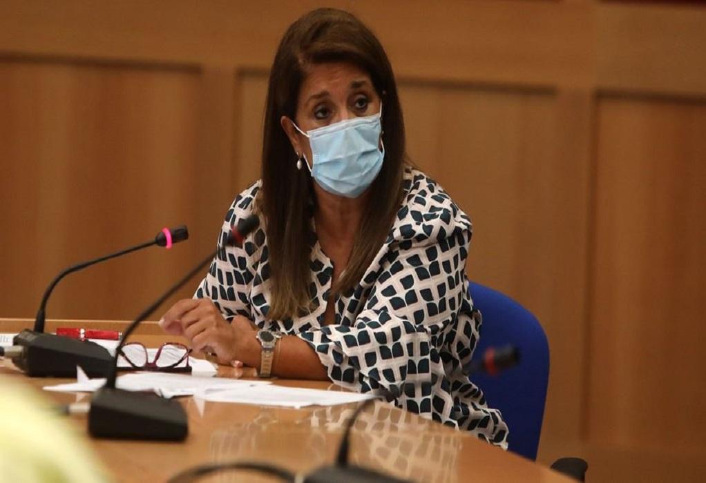 Β.Παπαευαγγέλου: Η επιδημιολογική εικόνα της χώρας βελτιώνεται συνεχώς