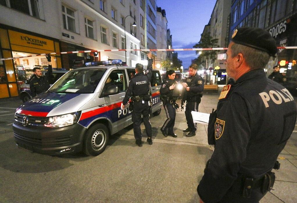 Βιέννη: 14 συλλήψεις ανακοίνωσε η αστυνομία