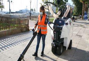 Δήμος Πειραιά: Ενισχύει την καθαριότητα με νέο εξοπλισμό