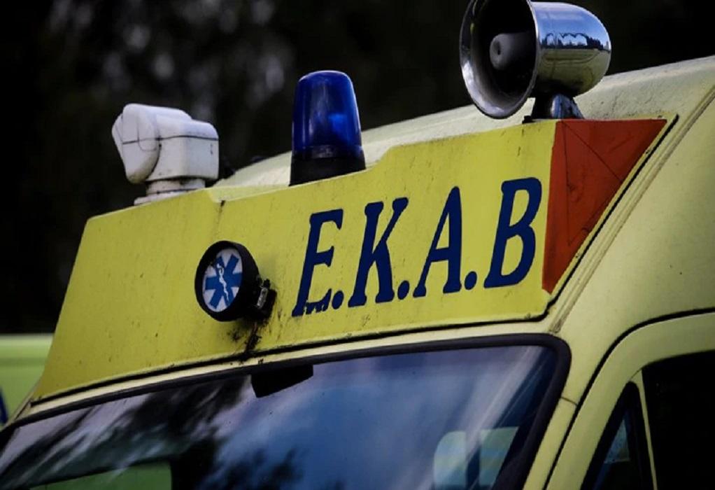 Θεσ/νίκη: Μηχανάκι παρέσυρε ηλικιωμένη στον Εύοσμο – Πληροφορίες για σοβαρό τραυματισμό