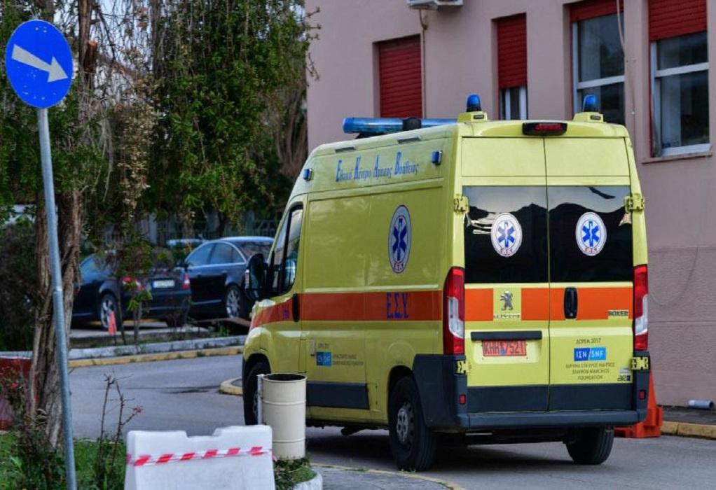 Κορωνοϊός: Στο Νοσοκομείο Ιωαννίνων μεταφέρονται 3 κρούσματα από Αλβανία