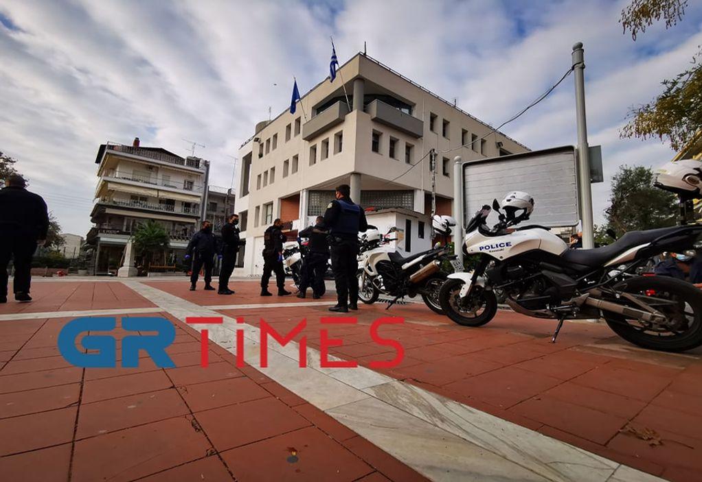 "Lockdown στη Θεσσαλονίκη: ""Σαρωτικοί"" οι έλεγχοι της ΕΛ.ΑΣ για τήρηση μέτρων (ΦΩΤΟ +VIDEO)"