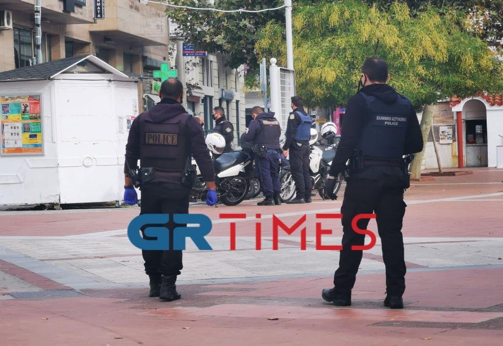 Πρόστιμο 900 ευρώ σε 17χρονη για παραβίαση των μέτρων – Τι λέει η αστυνομία