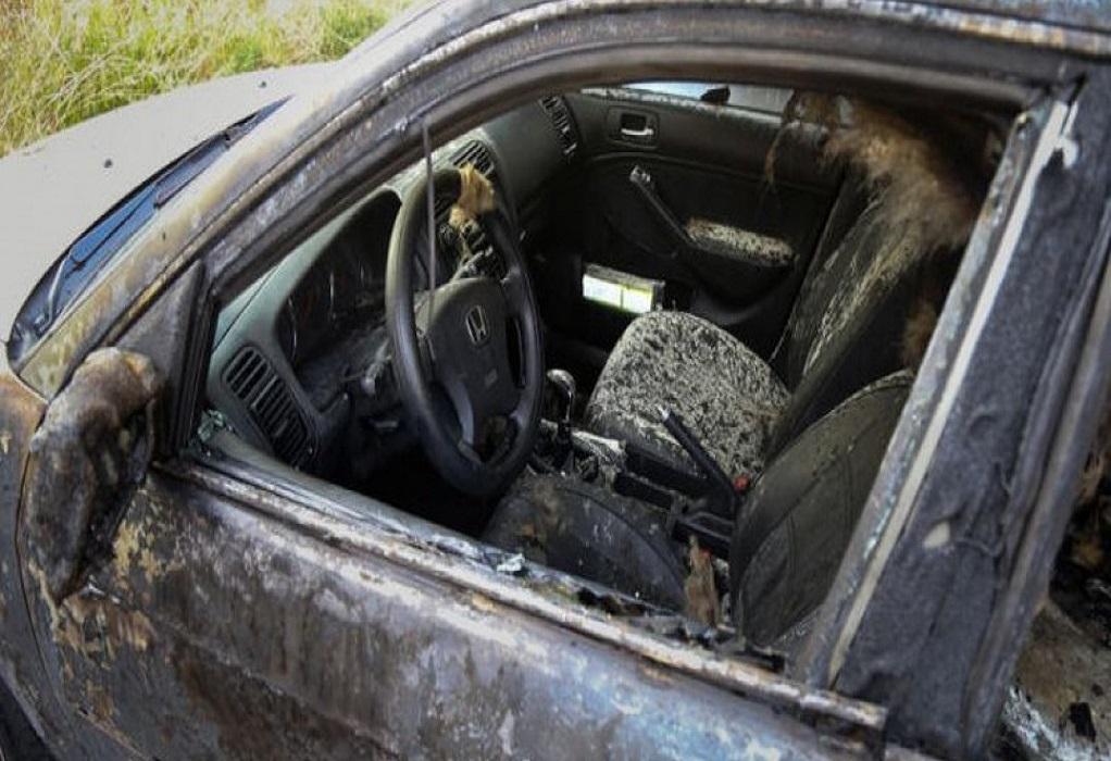 Θεσ/νίκη: Ανάληψη ευθύνης για εμπρηστική επίθεση σε IX στην Άνω Πόλη