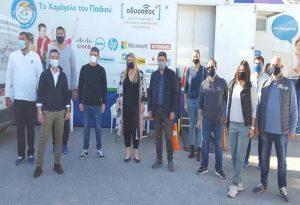 Επιτυχημένη η διήμερη δράση αιμοδοσίας στο ΕΑΚΝ Αγίου Κοσμά