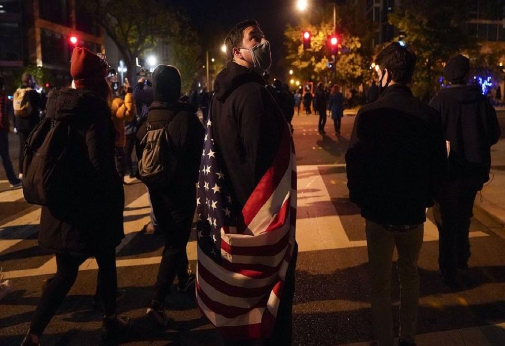 ΗΠΑ: Τέσσερα άτομα μαχαιρώθηκαν κοντά στον Λευκό Οίκο