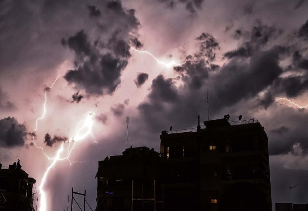 Οδηγίες της ΓΓΠΠ ενόψει της επιδείνωσης του καιρού
