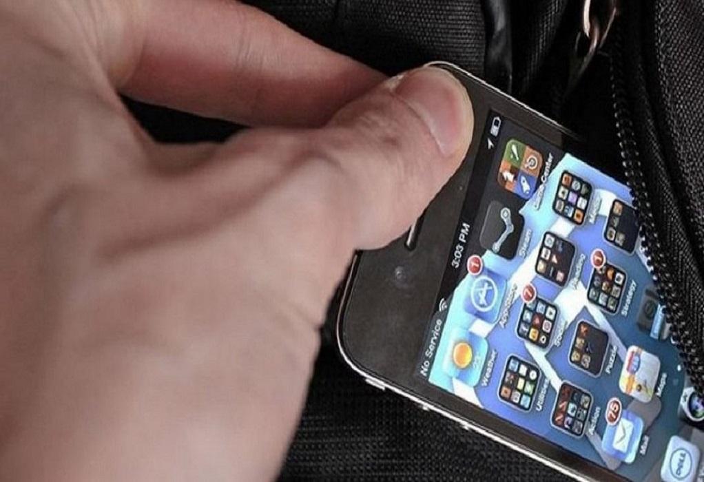 Θεσ/νίκη: Έκλεψαν κινητό από 28χρονο στην Νέα Παραλία