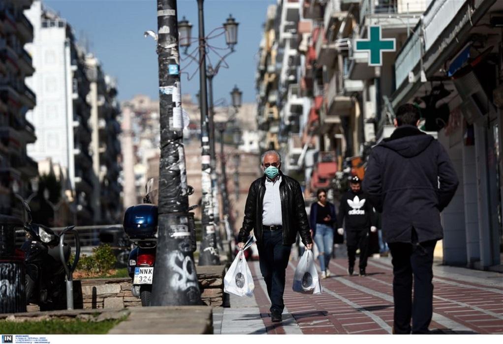 Σαρηγιάννης: Μέχρι τις 13 Δεκεμβρίου τα κρούσματα στη Θεσσαλονίκη θα είναι περίπου 300