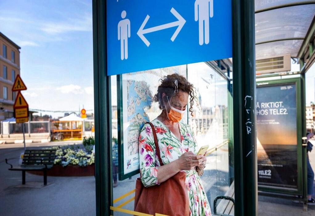 Σουηδία – Κορωνοϊός: Συναγερμός για τη μετάλλαξη «Δέλτα»