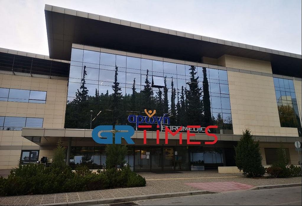 Θεσσαλονίκη: Ξεκίνησε η μεταφορά ασθενών σε ιδιωτική κλινική που επιτάχθηκε