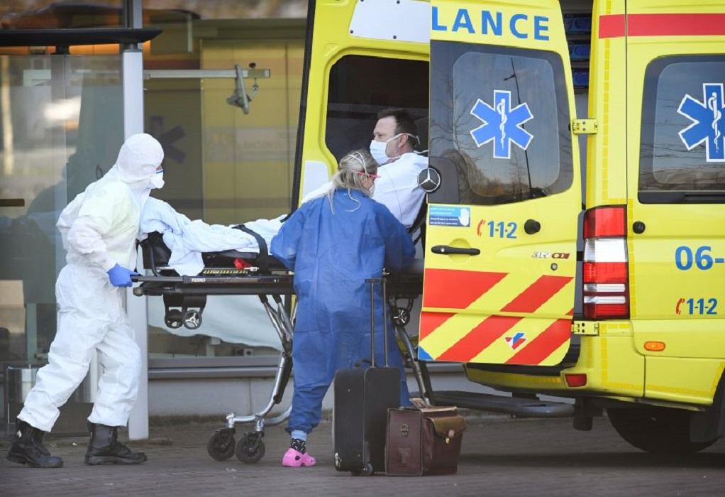Κορωνοϊός: Περισσότερα αντισώματα για όσους νοσηλεύθηκαν