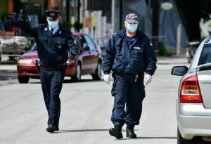 Κορωνοϊός: Συνεχίζονται οι εντατικοί έλεγχοι για τα μέτρα στην Κ. Μακεδονία