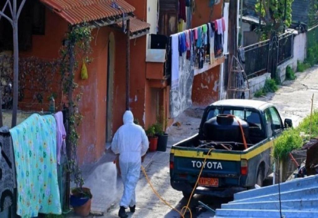 Συναγερμός στα Τρίκαλα: Κρούσματα Covid σε οικισμούς Ρομά