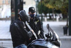 Θεσσαλονίκη: 145 πρόστιμα για μετακινήσεις την Τετάρτη