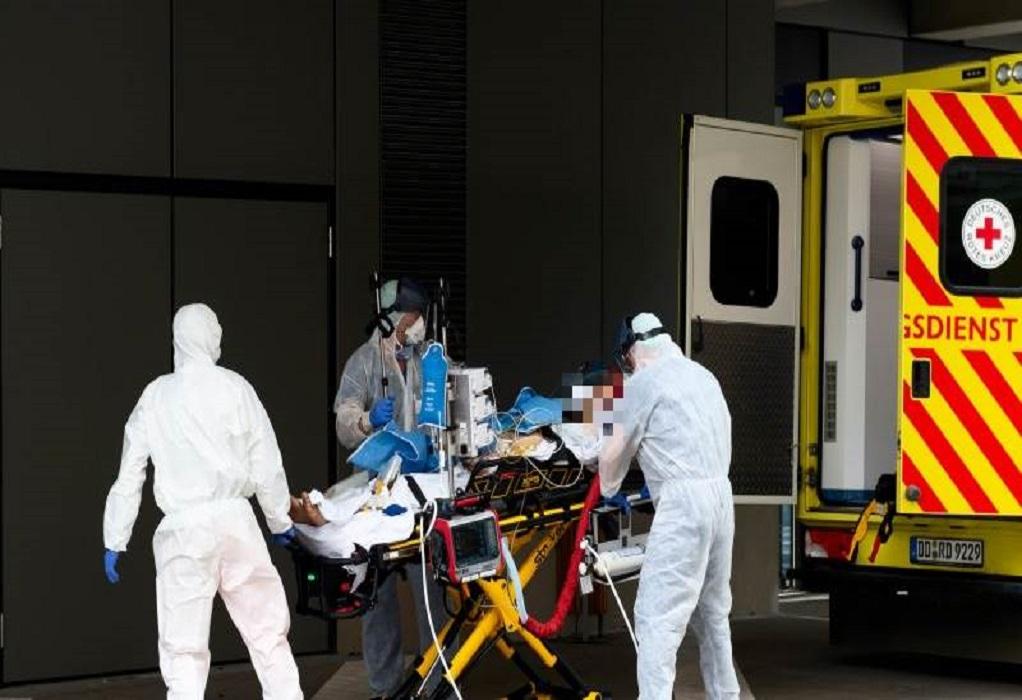 Κορωνοϊός: Αμείωτα τα κρούσματα- Σταθερός ο αριθμός των θανάτων