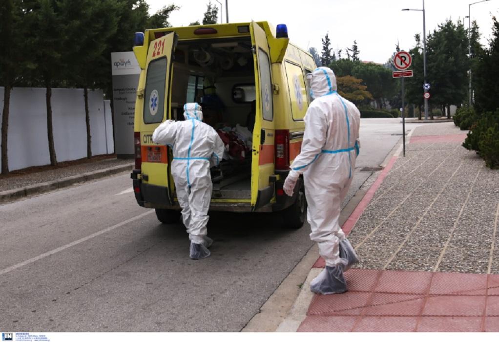 Συναγερμός σε γηροκομείο στη Λαμία – 18 κρούσματα
