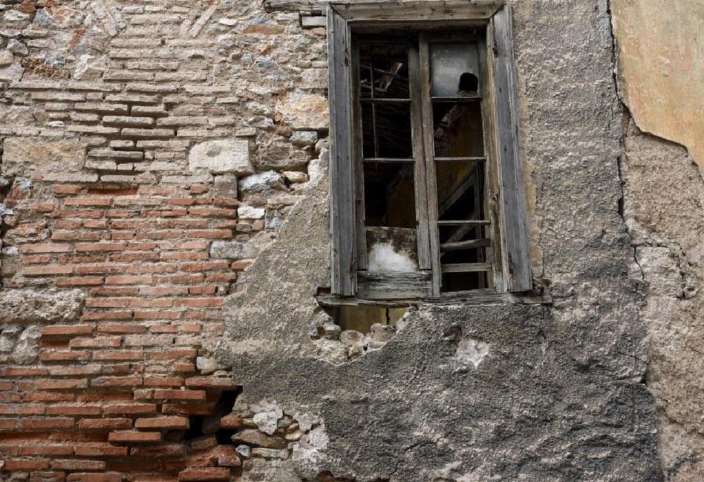 Επείγουσα επιστολή Οικονόμου για την καταγραφή των ετοιμόρροπων κτισμάτων
