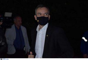 Καμπανάκι Ζέρβα για άρση lockdown: «Δεν είναι καλά τα στοιχεία»