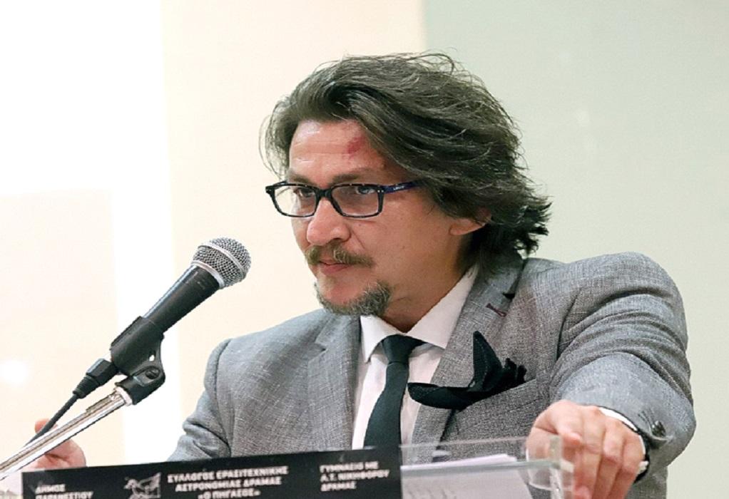 Στη διάθεση του συστήματος υγείας ο βουλευτής Δράμας Κωνσταντίνος Μπλούχος