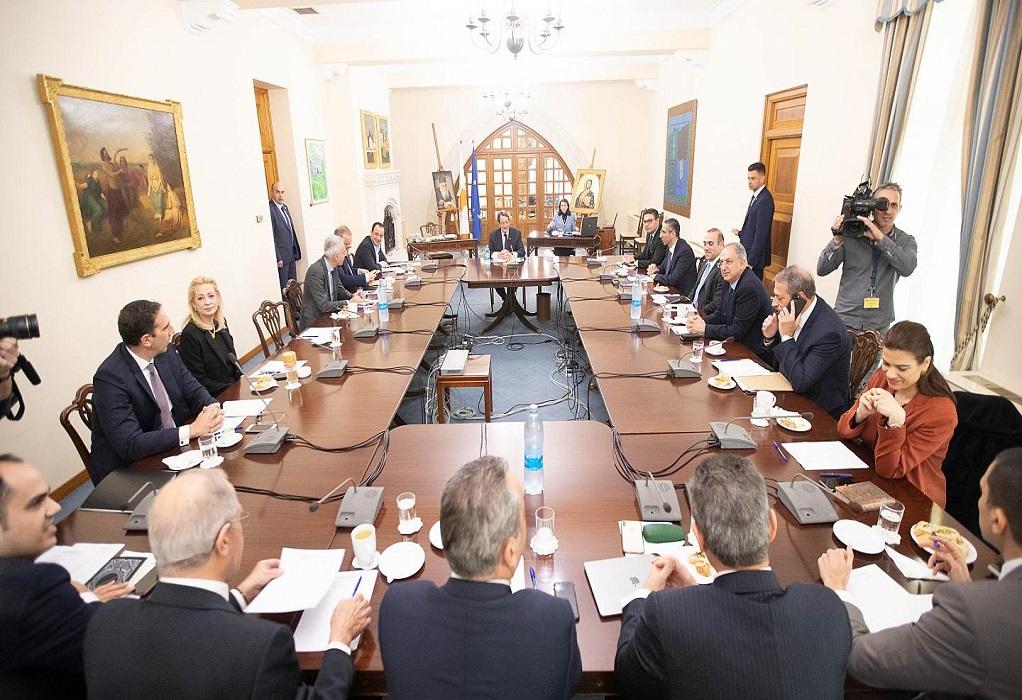 Κύπρος: Συνεδρίαση του υπουργικού συμβουλίου για την αναχαίτιση της πανδημίας