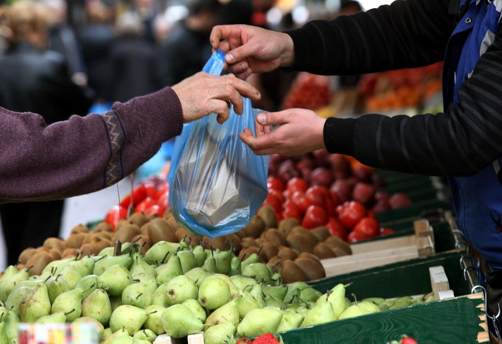 Κοζάνη: Αναστολή πώλησης βιομηχανικών προϊόντων στις λαϊκές