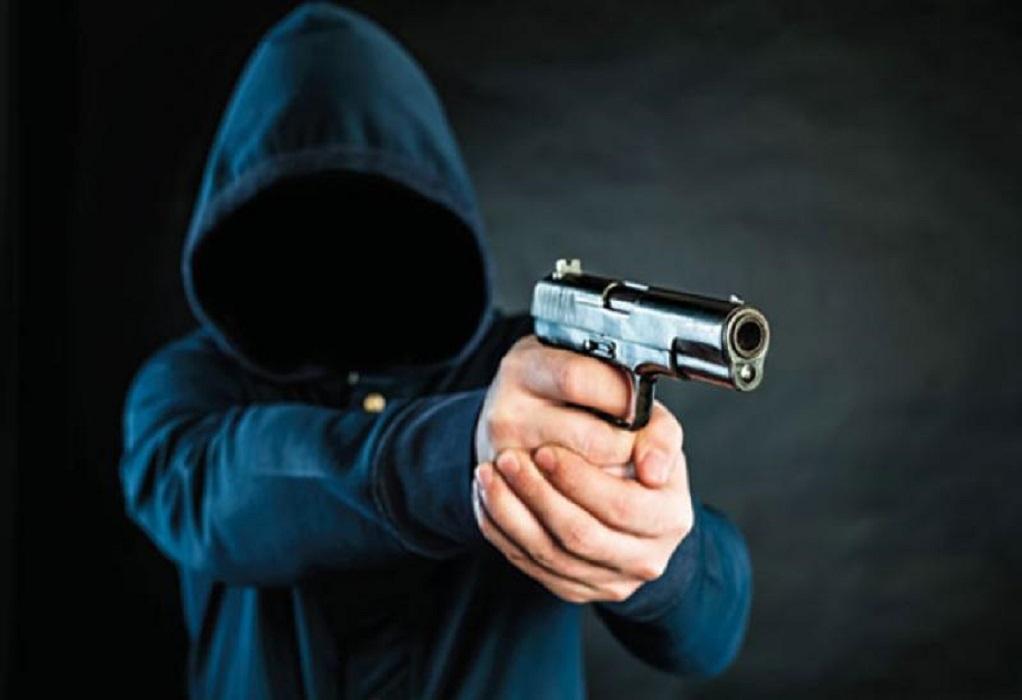 Ένοπλη ληστεία σε βενζινάδικο στην Ευκαρπία