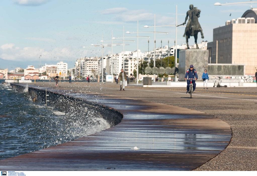 Θεσσαλονίκη: Ανιχνεύονται στα λύματα η βρετανική και η νοτιοαφρικανική μετάλλαξη