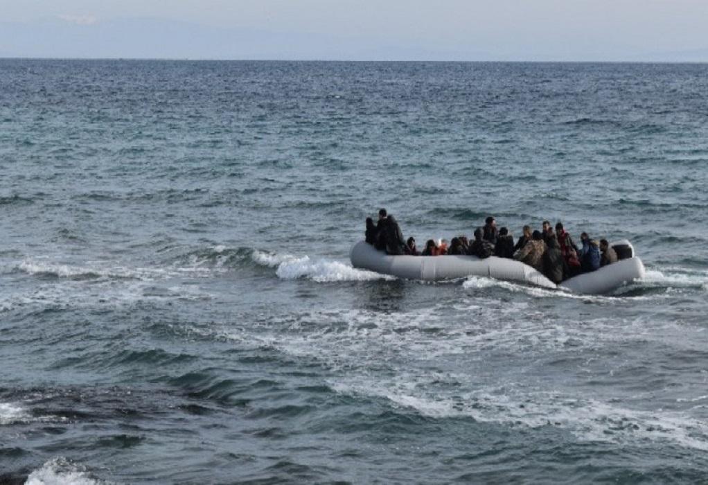 Σάμος: Ναυάγιο σκάφους με πρόσφυγες – Ένα παιδί νεκρό, έξι αγνοούμενοι