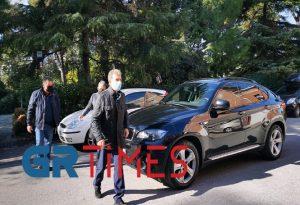 Στη Θεσσαλονίκη ο Μιχάλης Χρυσοχοΐδης (ΦΩΤΟ + VIDEO)