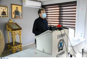 Χρυσοχοΐδης από Πάτρα: Γιορτάζουμε τον Αγ. Ανδρέα χωρίς συναναστροφές