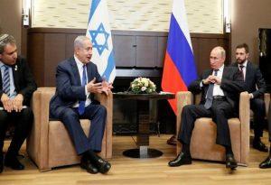 Πούτιν-Νετανιάχου: Ανοιχτό το ενδεχόμενο παραγωγής του Sputnik-V στο Ισραήλ