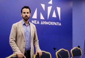 «Πόλεμος» ΝΔ – ΣΥΡΙΖΑ για ανάρτηση του Ρωμανού και Syriza statistics