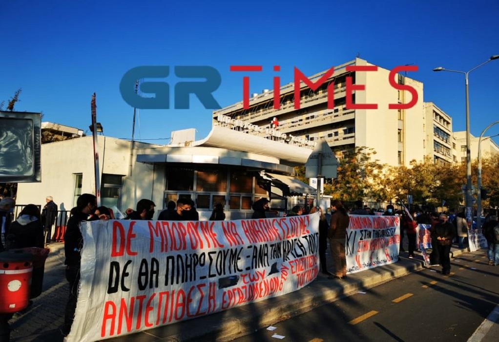 ΠΟΕΔΗΝ: Συγκέντρωση διαμαρτυρίας σήμερα στις πύλες των Νοσοκομείων