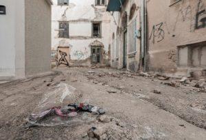 Σάμος: Κοντέινερ για φιλοξενία σεισμοπλήκτων